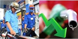 Từ 15g hôm nay, giá xăng giảm gần 700 đồng/1 lít
