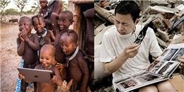 Những bức ảnh chân thật về cuộc sống làm lay động triệu trái tim
