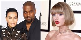 Hollywood chia bè phái vì tranh cãi giữa Taylor Swift và vợ chồng Kim