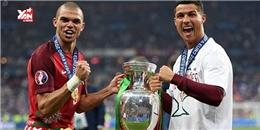 Bồ Đào Nha vô địch Euro 2016 nhờ
