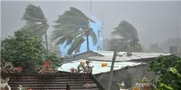 Bão đổ vào Hà Nội, thủ đô chìm trong mưa giông và nguy cơ ngập úng