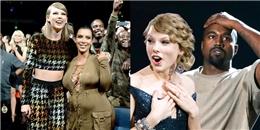 Kim Kardashian có thể ngồi tù vì tung bằng chứng khống Taylor Swift
