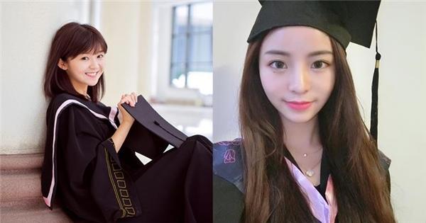"""Đổ gục trước những """"nữ thần đại học"""" Trung Quốc xinh như mộng"""