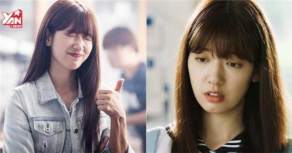 """Park Shin Hye: cô gái với """"101 gương mặt"""" trên phim trường"""