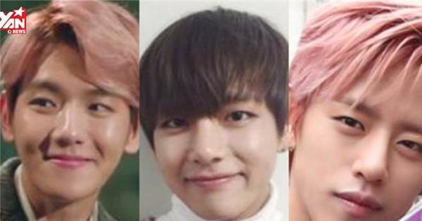 Những sao Kpop khiến fan bối rối vì giống nhau như tạc