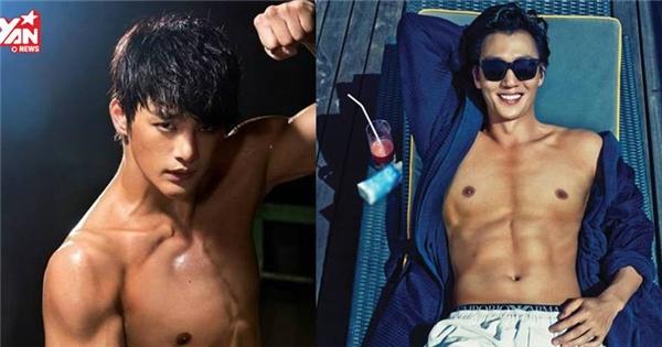 11 trai đẹp nóng bỏng đổ bộ màn ảnh Hàn hè 2016