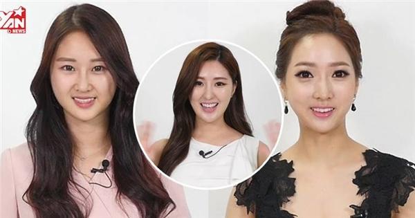"""Hết hồn trước nhan sắc """"xấu lạ"""" của dàn thí sinh Hoa hậu Hàn"""