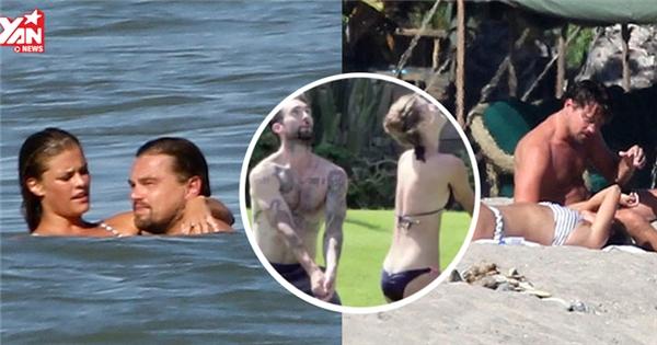 Leonardo DiCaprio đang yêu bạn gái cũ của Adam Levine?