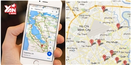 Tin vui: Ứng dụng Google Maps đã chính thức được sử dụng tại Việt Nam