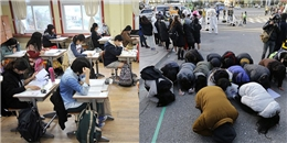 Kì thi tử thần của nền giáo dục vô cùng khắc nghiệt tại Hàn