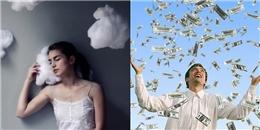 7 giấc mơ kì lạ báo hiệu bạn sắp giàu to