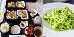 Dạo một vòng quanh thế giới xem mọi người ăn gì vào bữa tối