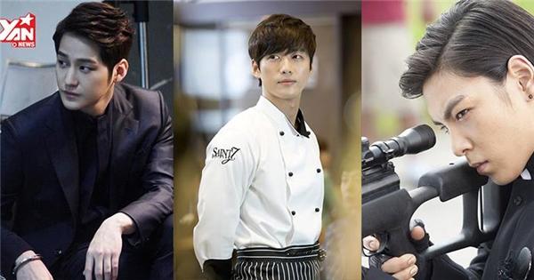 9 vai ác trong phim Hàn không ai ghét nổi vì quá... đẹp trai