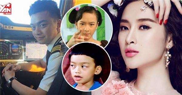 Sự thay đổi chóng mặt của diễn viên nhí phim Việt