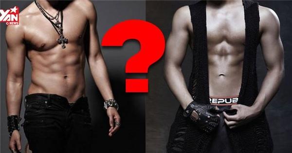 Bạn có nhận dạng ra được sao Kpop nào qua các thân hình 6 múi?