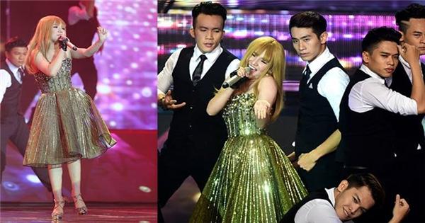 """Minh Như tự tin bứt phá chung kết X-Factor với mashup """"Focus - Problem"""""""