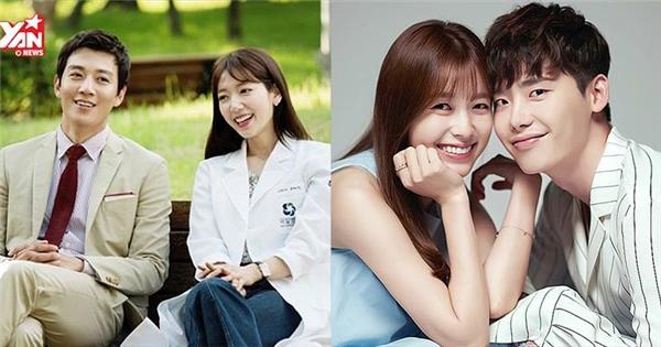 Mê mệt với 10 cặp đôi đẹp nhất màn ảnh Hàn năm 2016