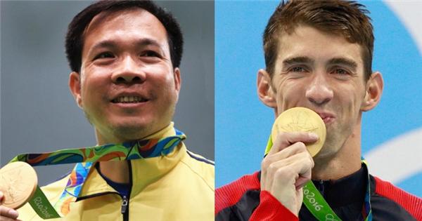 Choáng ngợp trước những con số ấn tượng của Olympic Rio 2016