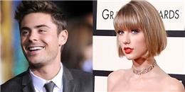 Vừa chia tay Tom, Taylor lại tiếp tục hẹn hò với Zac Efron?