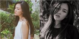Cận cảnh gương mặt 'không tì vết' của nữ sinh 16 tuổi Tường San
