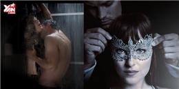 'Fifty Shades Darker' tung trailer đầu tiên quá hot quá nóng