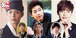 Soi ảnh tốt nghiệp 'ngố tàu' của những mỹ nam đình đám nhất xứ Hàn