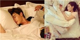 Bất ngờ với việc nam và nữ còn khác nhau đến cả giấc ngủ