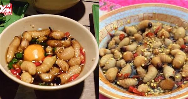 Cận cảnh một trong những món ăn Việt khiến thế giới e ngại