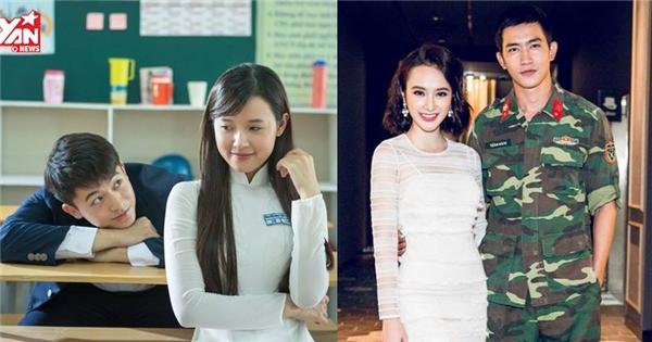 Những cặp tiên đồng - ngọc nữ khuấy đảo rạp chiếu Việt năm 2016
