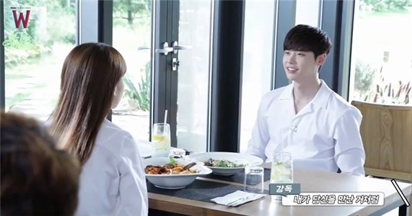 Hậu trường buổi hẹn hò siêu dễ thương của Yeon Joo và Kang Chul