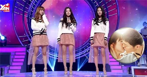 """Những cô gái Hàn diễn sâu phá nát hit nhạc phim """"Hậu duệ mặt trời"""""""