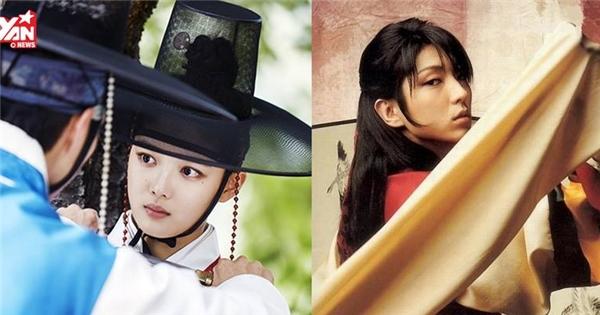 Những màn giả trai, giả gái cổ trang xuất sắc nhất màn ảnh Hàn