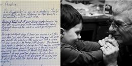 Ông ngoại viết tâm thư dạy con gái vì đuổi con trai đồng tính ra đường