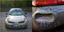 Những kiểu trang trí ô tô siêu bá đạo của người có IQ cao