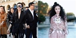 Dàn sao Hoa ngữ 'nổi bần bật' tại Tuần lễ thời trang Paris