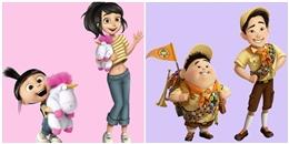 Ai rồi cũng phải lớn, các nhân vật hoạt hình năm xưa cũng thế!