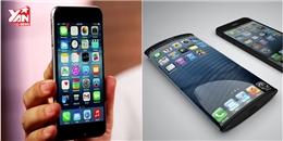 iPhone trong tương lai sẽ có màn hình như thế này