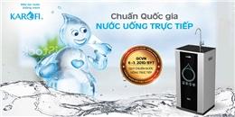 Đừng uống nước trực tiếp từ vòi cho tới khi hiểu rõ QCVN6-1:2010/BYT