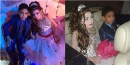 Chú rể 12 tuổi kết hôn cùng cô em họ 11 tuổi gây xôn xao tại Ai Cập