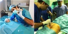 Cái kết đắng cho bác sĩ chụp ảnh phản cảm khi phẫu thuật nâng ngực