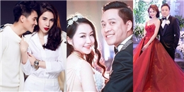 """""""Đọ"""" quà độc - lạ của sao nam Việt dành tặng vợ trong ngày cưới"""