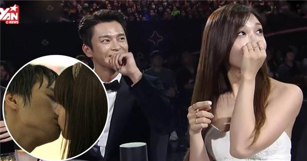 """Đây là nụ hôn """"đỉnh"""" nhất trong một thập kỷ qua của nhà đài tvN"""