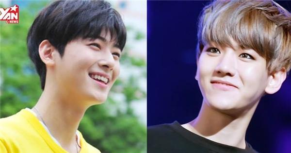 """Những mỹ nam Kpop sở hữu mắt cười có """"lực sát thương"""" cực lớn"""