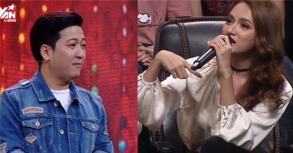 Trường Giang đấu khẩu cực vui nhộn với Hương Giang Idol