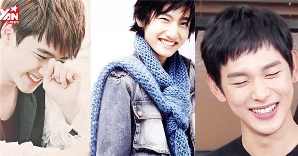 """Mĩ nam Kpop và những thói quen khi cười từ """"bá đạo"""" đến """"cute"""" lạc lối"""