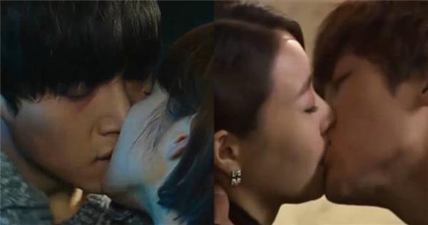 Những nụ hôn lãng mạn chết người của Ji Chang Wook