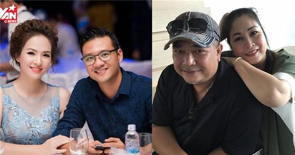 2 cặp sao Việt hạnh phúc viên mãn khi tái hợp với tình đầu