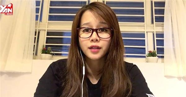 """An Nguy ra vlog """"Đừng nghi ngờ về lòng tốt"""" giữa bão lũ miền Trung"""
