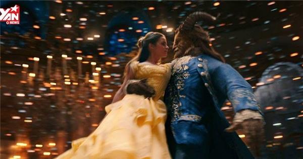"""""""Người đẹp và Quái vật"""" chính thức tung trailer mới nhất đầy kỳ ảo"""