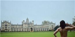 Bỏng mắt với cuộc thi 'show hàng khủng' của Đại học Cambridge